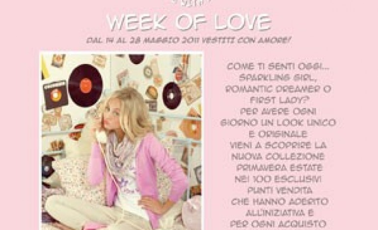 Puerco Espin lancia Week of love