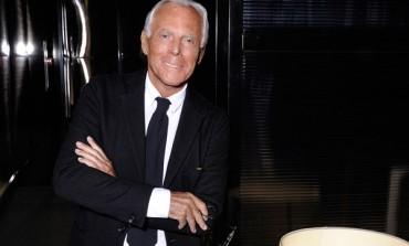 Armani, sfila l'autobiografia con Rizzoli