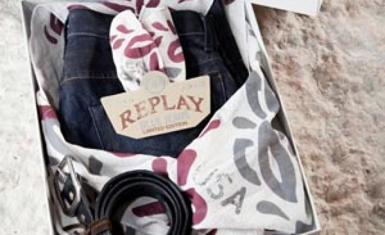 Replay festeggia 30 anni con una capsule