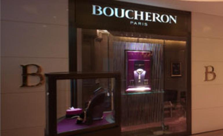 Primo flagship a Beijing per Boucheron