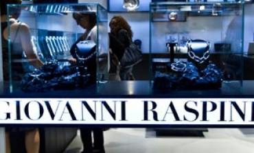 Ad Arezzo il terzo monomarca Giovanni Raspini