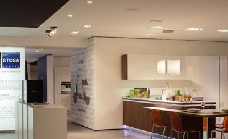 Nuovo showroom nel senese per Stosa Cucine