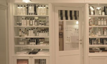 Apre a Milano da Mazzolari il primo mini-negozio The Laundress in Europa