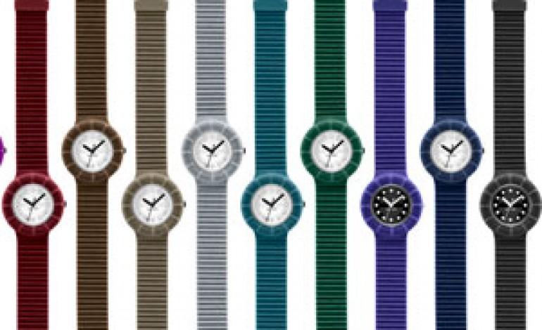 Un tocco vellutato per i nuovi orologi Hip Hop