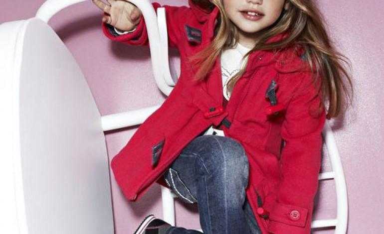 Armani Junior, cresce nel retail nel 2011