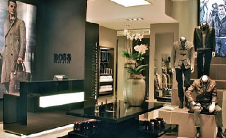 Hugo Boss sbarca a Verona con un menswear store