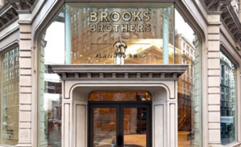 Il primo Flatiron Shop di Brooks Brothers apre a New York