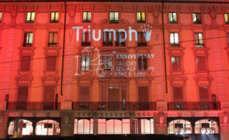 Parte da Milano la scommessa sull'Italia di Triumph