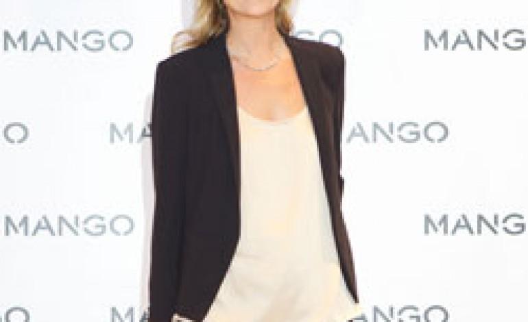 Kate Moss nuova testimonial di Mango