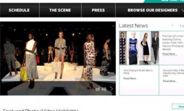 Online il portale sulle fashion week di Mercedes-Benz