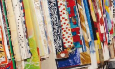 Tessile-moda in frenata. L'export si salva solo extra Ue