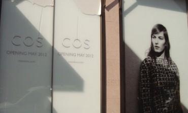 Cos, entro maggio il primo store a Milano