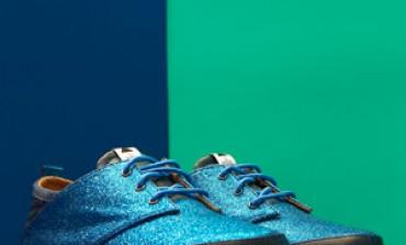 Stravaganza e glitter per la donna di Volta Footwear
