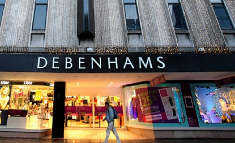 Debenhams in crisi pensa a food e fitness