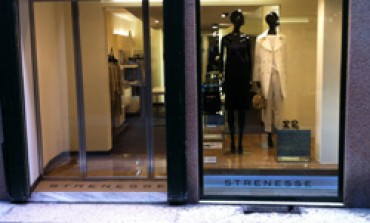 New opening a Verona per Strenesse