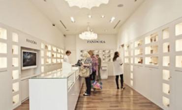 A Venezia il primo flagship italiano di Pandora