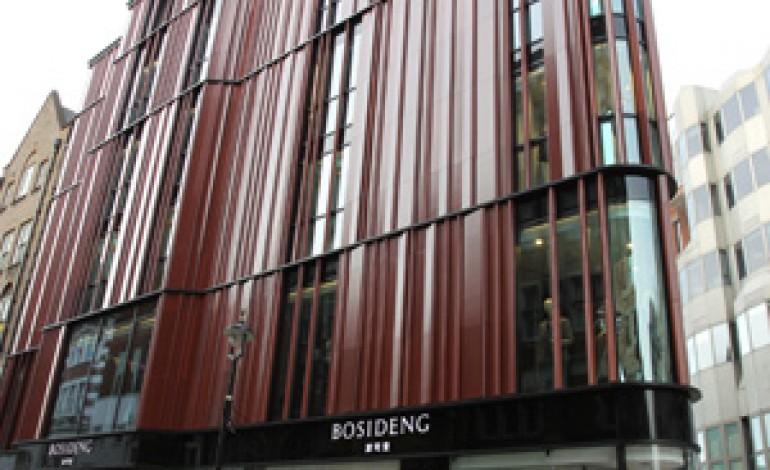 Bosideng, l'utile non brilla nel 2013