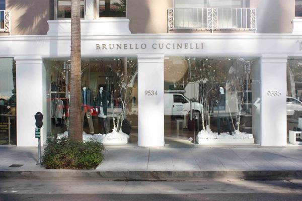 Brunello Cucinelli - Beverly Hills