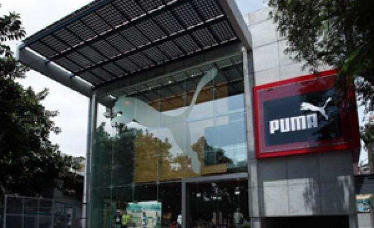 Puma, primo store sostenibile a Bangalore