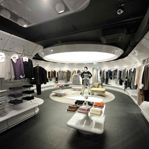 Stefanel - Store di Francoforte