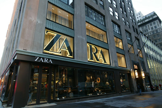Zara - New York