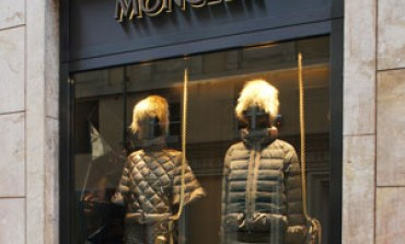 Moncler, nuovo opening a Torino