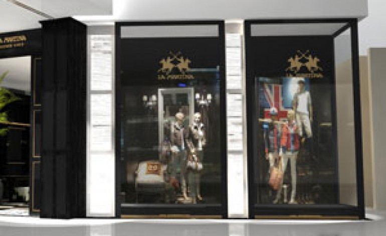 Monomarca a Kuala Lumpur per La Martina
