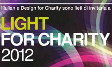 Illulian e Karim Rashid uniti per Design For Charity