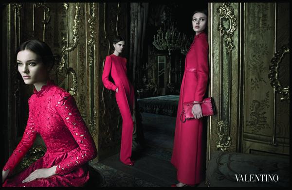 MeA_Valentino F_W2012_13 ADV campaign