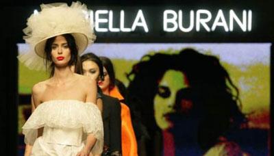 Una sfilata Mariella Burani