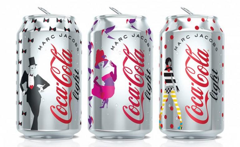 Marc Jacobs, ecco le creazioni per Coca-Cola light
