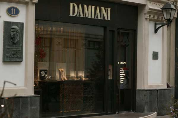 Damiani - Mosca