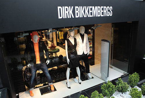 Dirk Bikkembergs a Istanbul