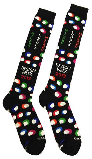 Le calzo Gallo in limited edition per il Salone del mobile 2013