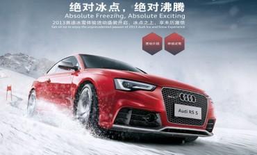 Audi disegnata da stilisti made in China