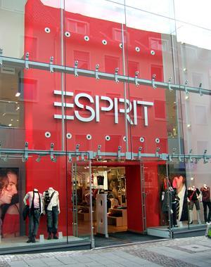 Esprit shop