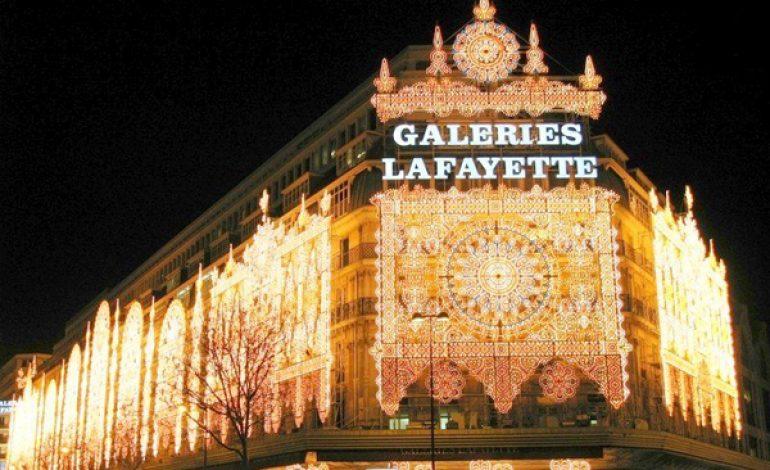 Grandi cambiamenti per Galeries Lafayette