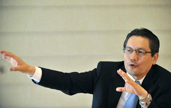 Hisayuki Suekawa ex CEO Shiseido