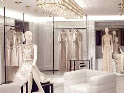 Boutique Valentino Parigi