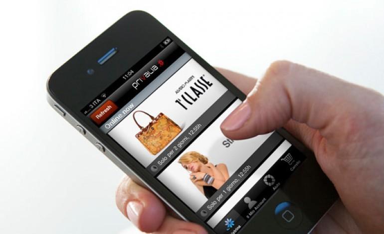 Al telefono il 10% dell'e-commerce. Privalia è al 24%