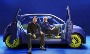 Renault con Lovegrove: ecco la concept-car Twin'Z