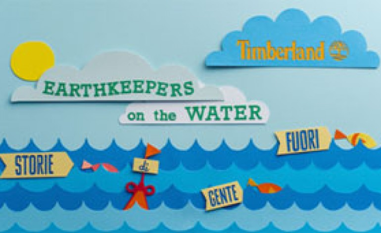 """Timberland lancia l'adv green """"Earthkeepers on the water"""""""