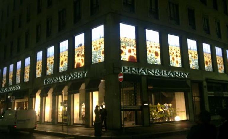 Brian&Barry formato specialty store in San Babila