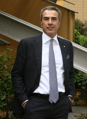 Riccardo Carradori, AD e DG Vincenzo Zucchi Spa