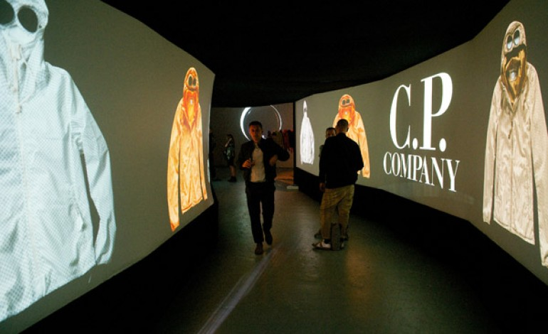 C.P. Company presenta a Londra la sua collezione 'light'