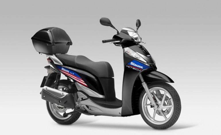 Blauer in tandem con Honda per lo scooter da città