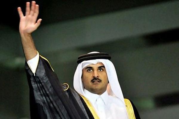 Sheikh Tamim bin Hamad