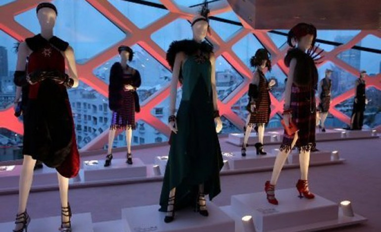 Il Grande Gatsby di Miuccia Prada fa tappa a Tokyo