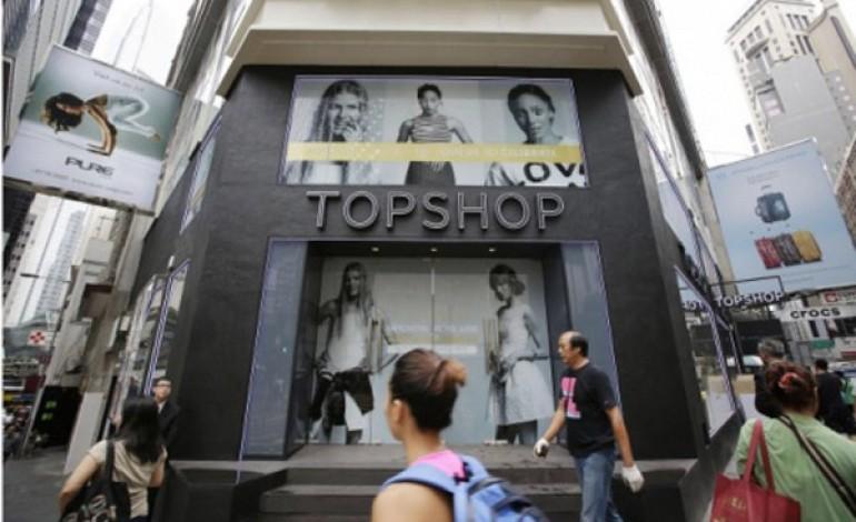 Kate Moss torna stilista per Topshop