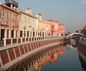 Florentia Village - Jingjin designer outlet